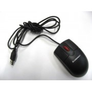 Mouse Optic Lenovo, M-UAE119, USB, Black