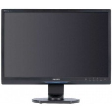 Monitor 22 inch LCD, Philips 220SW, Black