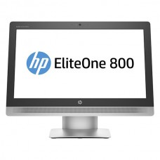 All In One HP EliteOne 800 G2, Intel Core i5 Gen 6 6500 3.2 GHz, 4 GB DDR4, 500 GB HDD SATA, WebCam, Display 23inch 1024 by 768, Touchscreen
