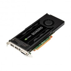 Placa Video HP nVidia Quadro K4000, 3 GB DDR5, 192 bit