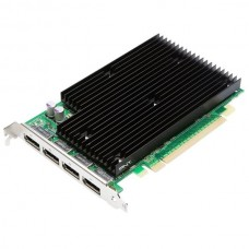 Placa video NVIDIA NVS 450, 512MB DDR3, 4 x Display port, Pci-e 16X