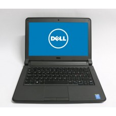 Laptop Dell Latitude 3350, Intel Core i5 Gen 5 5200U 2.2 GHz, 8 GB DDR3, 128 GB SSD, WI-FI, Bluetooth, WebCam, Display 13.3inch 1366 by 768, Tastatura Grad B