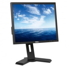 Monitor 19 inch LCD, DELL P190S, Silver & Black