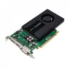 Placa video nVidia Quadro K2000, 2 GB DDR5
