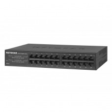 Switch NETGEAR GS324, 24 x 10/100/1000Mbps RJ-45 Ports