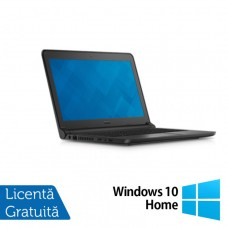 Laptop DELL Latitude 3350, Intel Core i5-5200U 2.20GHz, 16GB DDR3, 320GB SATA, Wireless, Bluetooth, Webcam, 13.3 Inch + Windows 10 Home