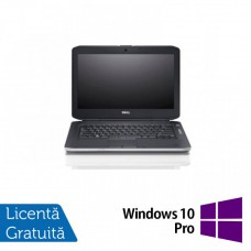 Laptop DELL Latitude E5430, Intel Core i3-3210M 2.50GHz, 4GB DDR3, 320GB SATA, DVD-RW + Windows 10 Pro