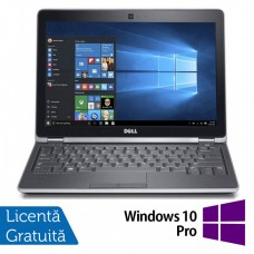 Laptop DELL Latitude E6230, Intel Core i3-3120M 2.50GHz, 8GB DDR3, 120GB SSD + Windows 10 Pro