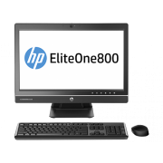 All In One HP 800 G1 ELITEONE, 23 Inch, Intel Pentium G3220 3.00GHz, 4GB DDR3, 500GB SATA, Grad B