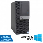 Calculator DELL OptiPlex 7040 Tower, Intel Core i5-6500 3.20GHz, 16GB DDR4, 500GB SATA + Windows 10 Home