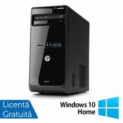 Calculator HP Pro 3500 Tower, Intel Core i5-3470 3.20GHz, 4GB DDR3, 250GB SATA, DVD-RW + Windows 10 Home