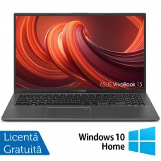 Laptop Nou Asus VivoBook 15 R564JA-UH51T, Intel Core i5 Gen 10 i5-1035G1 1.00-3.60GHz, 8GB DDR4, 256GB SSD, 15.6 Inch Full HD TouchScreen, Webcam, Tastatura Numerica + Windows 10 Home