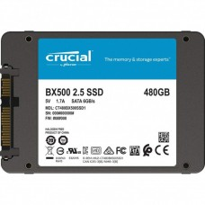 """Solid State Drive (SSD) Crucial BX500, 2.5"""", 480GB, SATA 6Gb/s"""